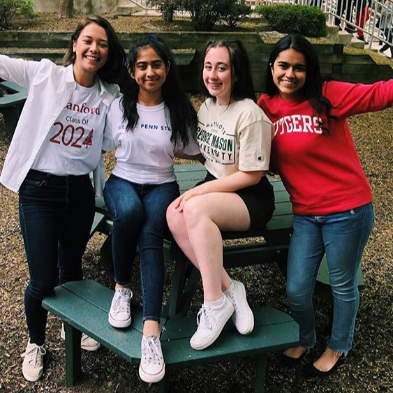 Students Show Pride for Their Futures on Decision Day