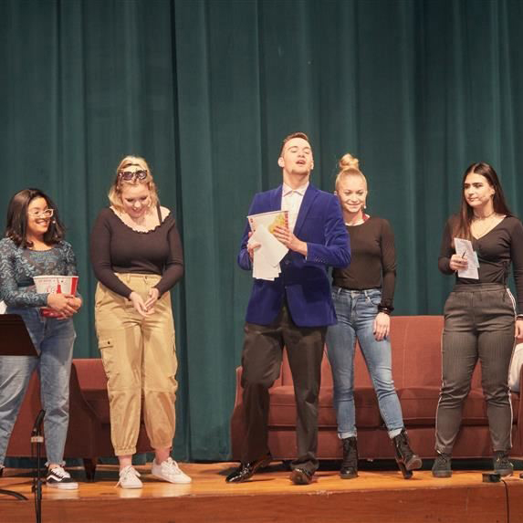 Annual Variety Show Highlights Diverse Talents of Students