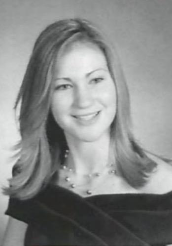 Mrs. Picarelli in her senior year at PV; from The Valley Green