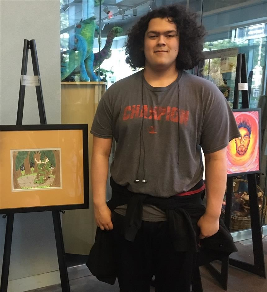 Nelson, Burden, and Alarcon Enter Annual Congressional Art Competition