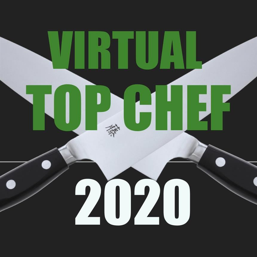 Culinary Students Compete Virtually in Annual Top Chef Competition