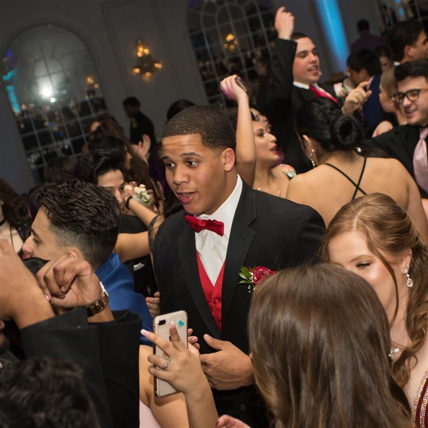 Picture from Cotillion Last Year photo credit: Mr. Capello