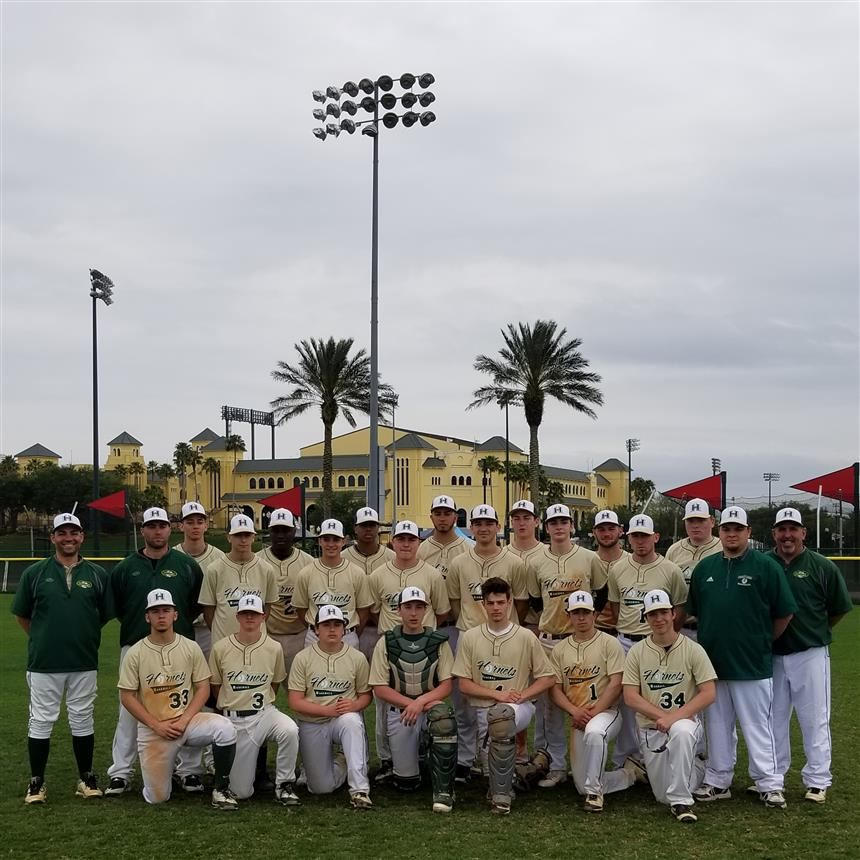 Baseball Continues Hard Work Through Summer League