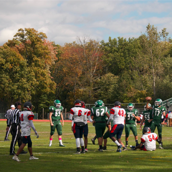 Hornets Soar with Spirit for Homecoming '18