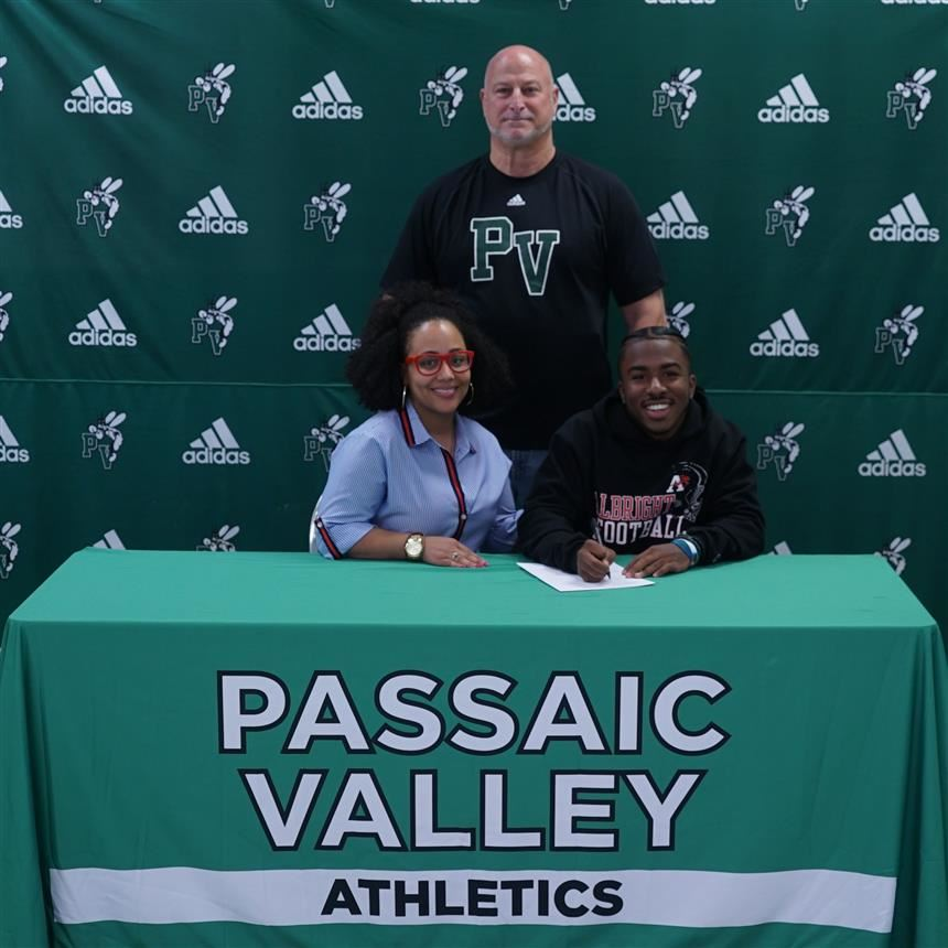 Passaic Valley Sends Off Twelve Future College Athletes on Athletic Signing Day