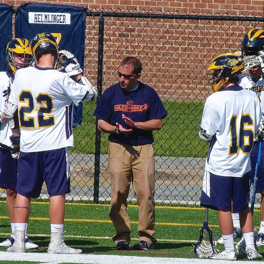 PV Lacrosse Welcomes New Varsity Coach Danziger
