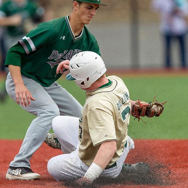 Baseball Matches Softball's County Success