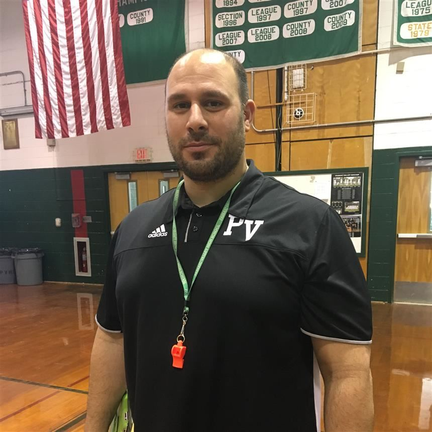 Mr. Alfred Cappello Named Passaic Valley Governor's Educator of the Year