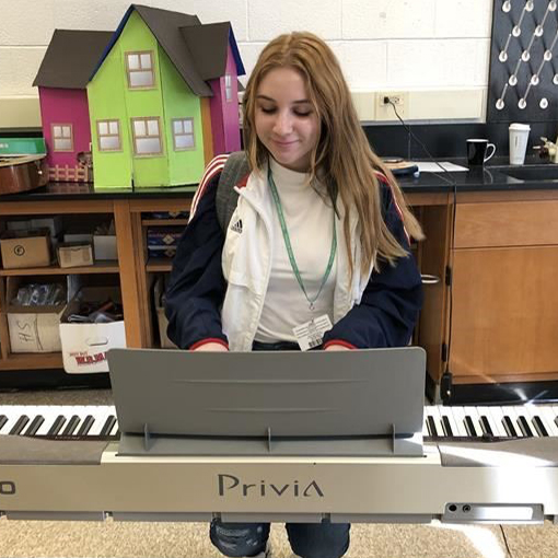 Physics Brings Music to Class with Instrument Projects