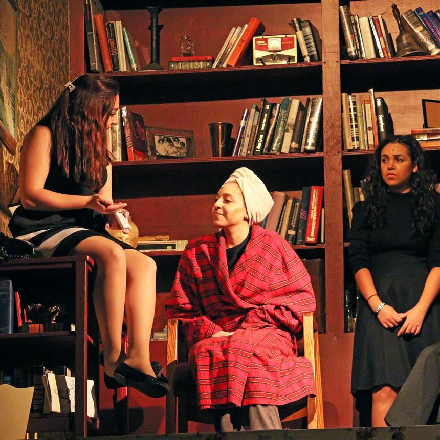 A performance of August: Osage County