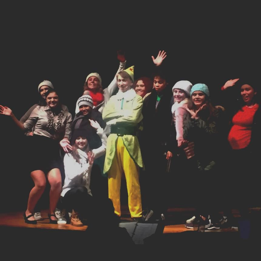 Student-Directed Holiday Show Preview: Elf Jr. the Musical