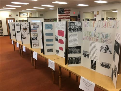 NHD Posters