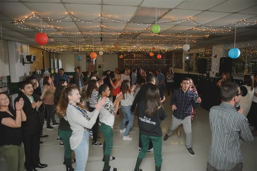 Spring Fling Dancing; photo credit: Steven Capone
