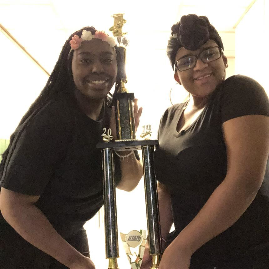 Taylor Capers and Michela Speller Win First at STANJ Event