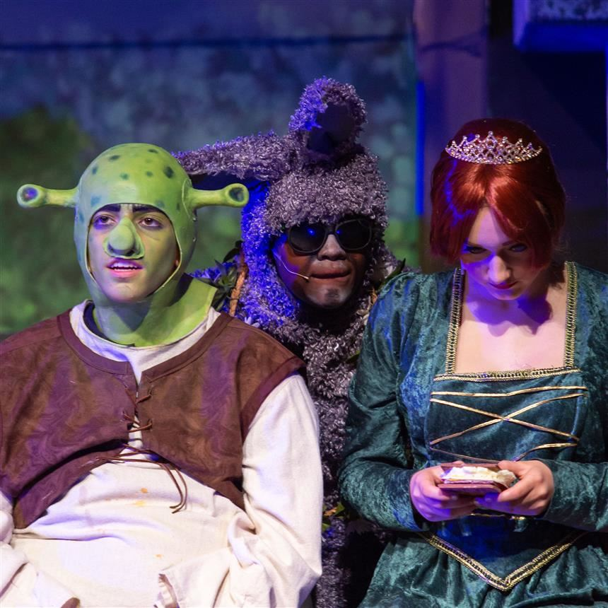 Summer Theater Impresses with Zombie Prom and Shrek Jr