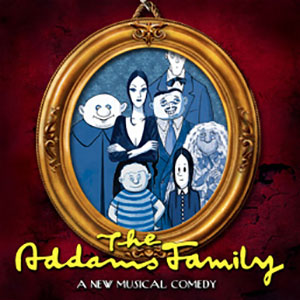 Addams Family The Musical logo